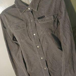 Tommy Hilfiger Corduroy Shirt/ Jacket